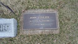 John William Lovejoy