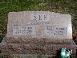 Rose Marie <I>Rose</I> See