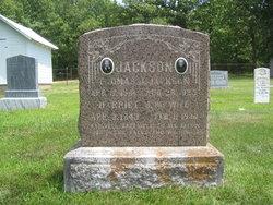 Harriet Jane <I>Fore</I> Jackson
