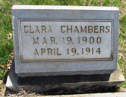 Clara Chambers