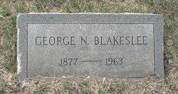 George N Blakeslee
