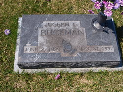 Joseph Cleveland Buckman