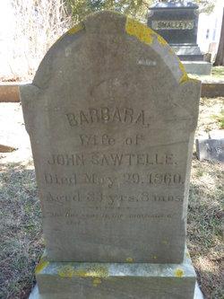 Barbara <I>Small</I> Sawtelle