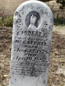 Earnest E. McCaffree
