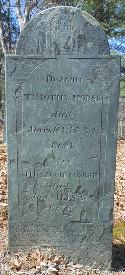 Deacon Timothy Morse