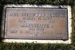 Paul Sherwood Albus, Jr