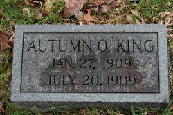 Opha Autumn King