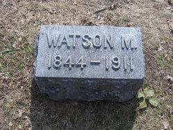 Watson M. Rogers