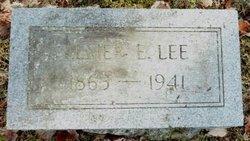 Elmer E. Lee