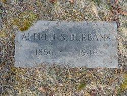 "Alfred Stevens ""A.S."" Burbank"