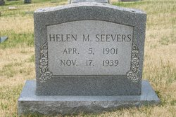 Helen Marian <I>Haas</I> Seevers