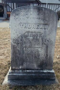 Maria Thoreau