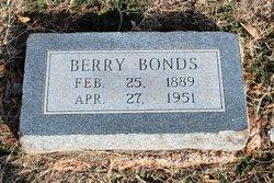 Berry Orval Bonds, Sr