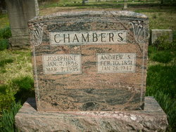 Josephine <I>Blackwell</I> Chambers