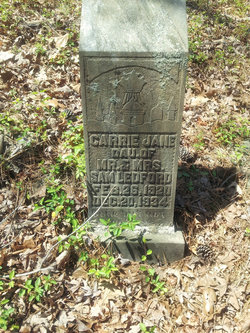 Carrie Jane Ledford