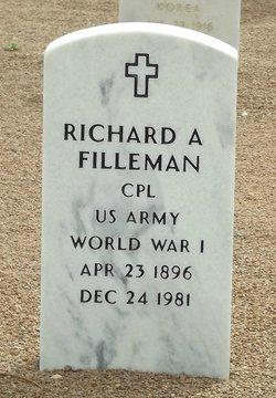 Richard Albert Filleman