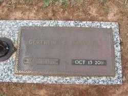 Gertrude <I>Lamon</I> Braswell