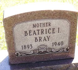 Beatrice L. <I>Knight</I> Bray