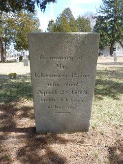 Ebenezer Paine