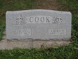 Laura Harkie <I>Harris</I> Cook