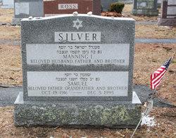 Manning Israel Silver