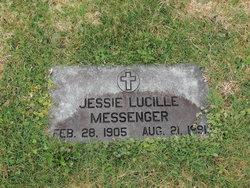 Jessie Lucille <I>Dunnington</I> Messenger