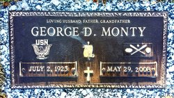 George D'sire Monty, Jr