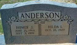 Hilda Inez <I>Michou</I> Anderson