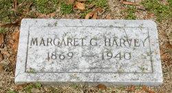 """Margaret E. """"Maggie"""" <I>Gibson</I> Harvey"""