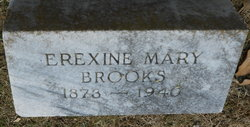 Erexine Mary Brooks