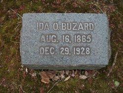 Ida O. <I>Heaver</I> Buzard