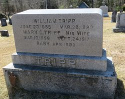 Mary Caroline <I>Knight</I> Tripp