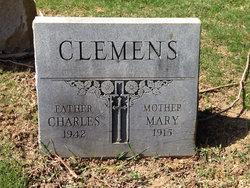 Mary Kensel <I>Schultz</I> Clemens