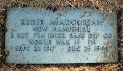 SSGT Eddie Asadourian