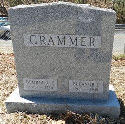 Eleanor L <I>Magill</I> Grammer