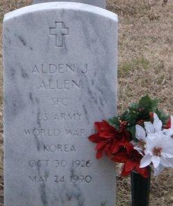 Alden Joseph Allen