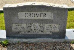 Leila V <I>Shull</I> Cromer