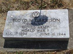Floyd M Garrison