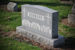Mary Ann <I>Hirt</I> Bormann