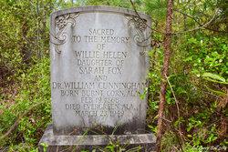 Willie Helen <I>Fox</I> Cunningham