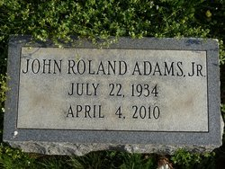 John Roland Adams, Jr