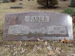 Dorothy C <I>Corey</I> Faber