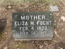 Eliza <I>Spatz</I> Focht