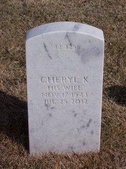 Cheryl K Carroll