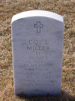 Coy L. Miller