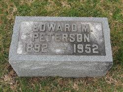 Edward M. Peterson