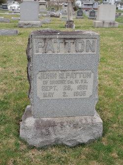 John M. Patton