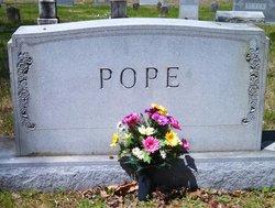 Walter N Pope