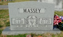 Maybelle <I>Edmondson</I> Massey