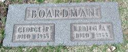Edith <I>Andriessen</I> Boardman
